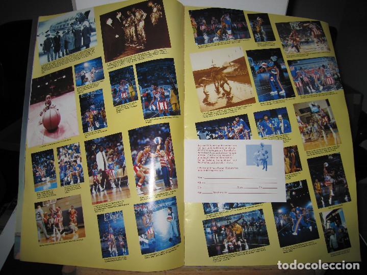 Coleccionismo deportivo: HARLEM GLOBETROTTERS - DIAMOND JUBILEE - 1927 / 1987 - Foto 3 - 149884374