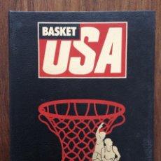 Coleccionismo deportivo: LIBRO BASKET USA. TOMO 1. HOBBY PRESS. 1986. Lote 152020706