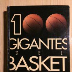 Coleccionismo deportivo: 100 GIGANTES DEL BASKET MUNDIAL. Lote 152211354
