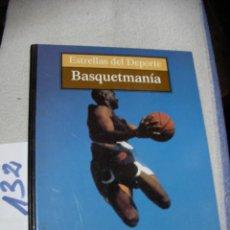 Coleccionismo deportivo: ESTRELLAS DEL DEPORTE - BASQUETMANIA. Lote 152225702