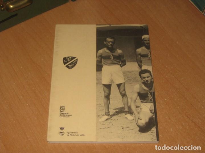 Coleccionismo deportivo: 50 ANYS DE BASQUET A MOLLET - Foto 2 - 155694278
