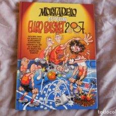 Coleccionismo deportivo: LIBRO MORTADELO ESPECIAL EURO BASKET 2007 . Lote 157235074