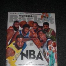 Coleccionismo deportivo: REVISTA BASKET MUNDIAL EXTRA NBA 2018/19 18/19. Lote 160115326