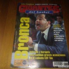 Coleccionismo deportivo: REVISTA DE GIGANTES DEL BASKET AÑO 2000 N° 757 PÓSTER DARRYL MIDDLETON CAAADEMONT GIRONA PEPE ARCEGA. Lote 164763462