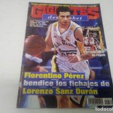 Coleccionismo deportivo: REVISTA DE GIGANTES DEL BASKET AÑO 2000 N° 769 . Lote 165800366