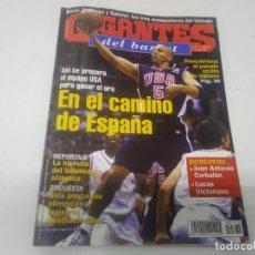 Colecionismo desportivo: REVISTA DE GIGANTES DEL BASKET AÑO 2000 N° 775 CORBALAN LUCAS VICTORIANO JASON KIDD . Lote 165800498