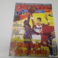 Collezionismo sportivo: REVISTA DE GIGANTES DEL BASKET AÑO 1997 N° 630 . Lote 166276182