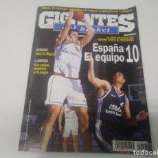 Coleccionismo deportivo: REVISTA DE GIGANTES DEL BASKET AÑO 1999 N° 696 POSTER ANTHONY BONNER TAU CERAMICA. Lote 166519458