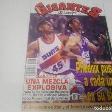 Coleccionismo deportivo: REVISTA DE GIGANTES DEL BASKET AÑO 1993 N° 417. Lote 166570506