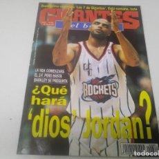Collezionismo sportivo: REVISTA DE GIGANTES DEL BASKET AÑO 1999 N° 689 . Lote 166571570