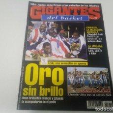 Colecionismo desportivo: REVISTA DE GIGANTES DEL BASKET AÑO 2000 N° 779 . Lote 166571790
