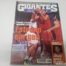Collezionismo sportivo: REVISTA DE GIGANTES DEL BASKET AÑO 2000 N° 773 . Lote 166571874