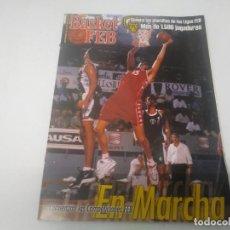 Coleccionismo deportivo: REVISTA DE BASKET FEB AÑO 2000 N° 20. Lote 166573790
