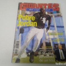 Coleccionismo deportivo: REVISTA DE GIGANTES DEL BASKET AÑO 1994 N° 437 JORDAN MICHAEL BEISBOL EPI. Lote 166574826