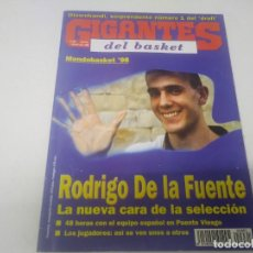 Collezionismo sportivo: REVISTA DE GIGANTES DEL BASKET AÑO 1998 N° 661. Lote 166593958