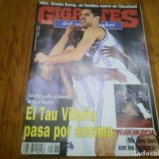 Collezionismo sportivo: REVISTA DE GIGANTES DEL BASKET AÑO 1997 N° 633. Lote 166849586