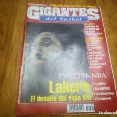 Collectionnisme sportif: REVISTA DE GIGANTES DEL BASKET AÑO 2000 N° 783. Lote 166849998