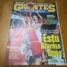 Colecionismo desportivo: REVISTA DE GIGANTES DEL BASKET AÑO 2000 2001 N° 791. Lote 168210436