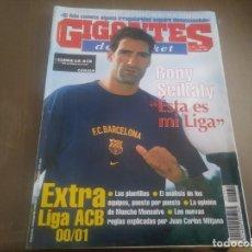 Colecionismo desportivo: REVISTA DE GIGANTES DEL BASKET AÑO 2000 N° 780. Lote 168268804