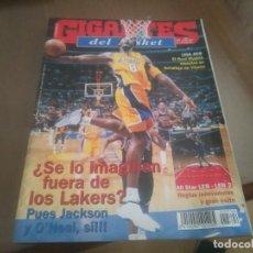 Colecionismo desportivo: REVISTA DE GIGANTES DEL BASKET AÑO 2001 N° 794. Lote 168278656