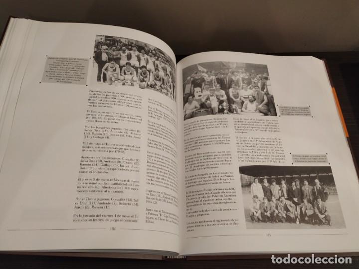 Coleccionismo deportivo: HISTORIA DEL BALONCESTO EN BURGOS 1940- 2000 JUAN MANUEL CRESPO DELGADO. - Foto 3 - 169091148