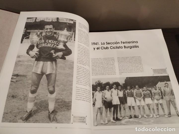 Coleccionismo deportivo: HISTORIA DEL BALONCESTO EN BURGOS 1940- 2000 JUAN MANUEL CRESPO DELGADO. - Foto 5 - 169091148