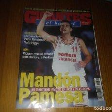 Coleccionismo deportivo: REVISTA GIGANTES DEL BASKET AÑO 1999 N° 727. Lote 169441212