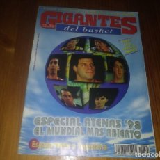 Coleccionismo deportivo: REVISTA GIGANTES DEL BASKET AÑO 1998 N° 665. Lote 169442056