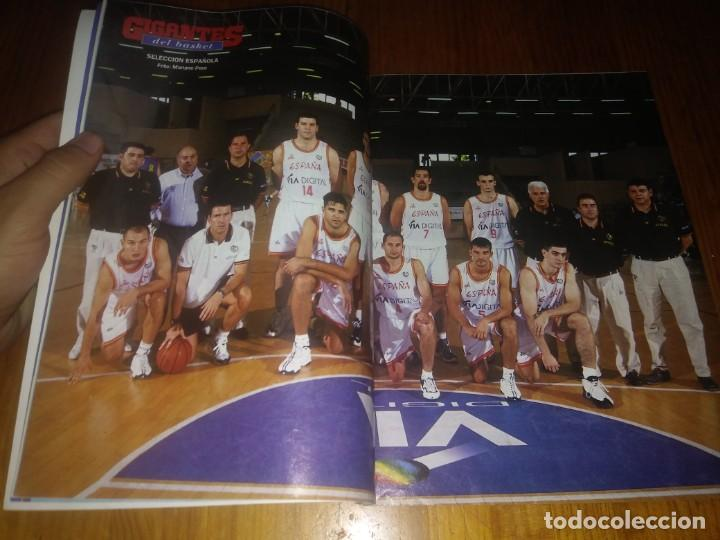 Coleccionismo deportivo: Revista GIGANTES del BASKET año 1998 N° 665 - Foto 5 - 169442056