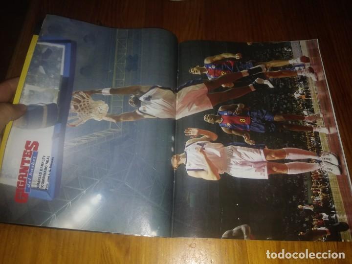 Coleccionismo deportivo: Revista GIGANTES del BASKET año 1999 N° 725 - Foto 4 - 169442704