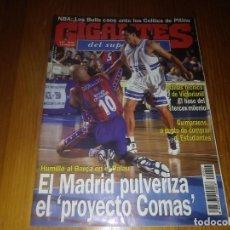 Coleccionismo deportivo: REVISTA GIGANTES DEL BASKET AÑO 1997 N° 627. Lote 169443836