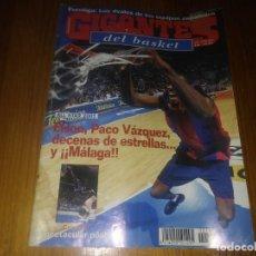 Coleccionismo deportivo: REVISTA GIGANTES DEL BASKET AÑO 2001 N° 796 . Lote 169446572