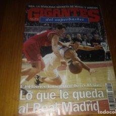 Coleccionismo deportivo: REVISTA GIGANTES DEL BASKET AÑO 1996 N° 541. Lote 169447032