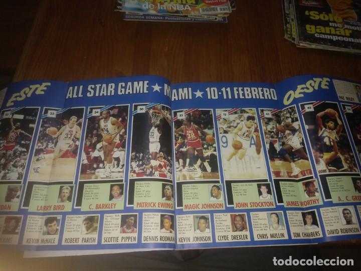 Coleccionismo deportivo: Revista GIGANTES del BASKET año 1990 N° 223 - Foto 2 - 169452676