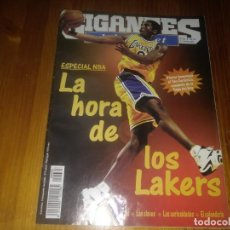 Collectionnisme sportif: REVISTA GIGANTES DEL BASKET AÑO 1999 N° 693. Lote 169453476