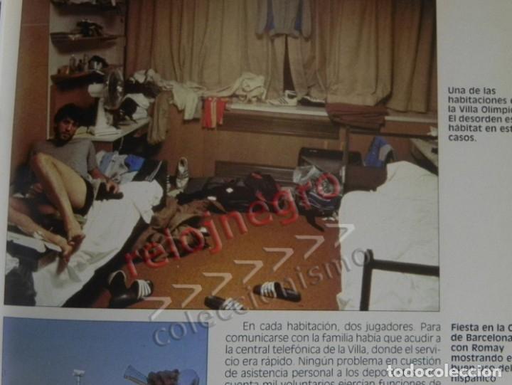 Coleccionismo deportivo: PLATA EN LOS ÁNGELES LIBRO BALONCESTO HISTORIA JJOO DEPORTE SELECCIÓN JUEGOS OLÍMPICOS ESPAÑA MEDALL - Foto 8 - 228722800