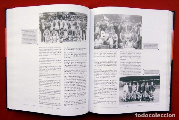 Coleccionismo deportivo: HISTORIA DEL BALONCESTO EN BURGOS. 1940 - 2000. BUEN ESTADO. AÑO: 2005. JUAN MANUEL CRESPO DELGADO. - Foto 6 - 175614040