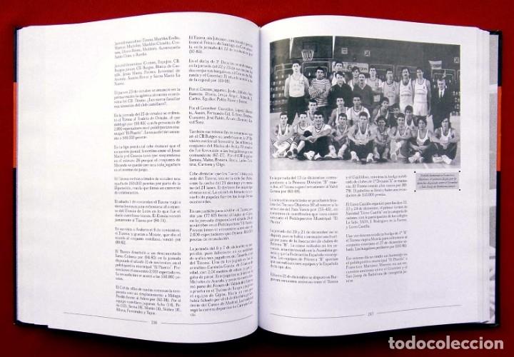 Coleccionismo deportivo: HISTORIA DEL BALONCESTO EN BURGOS. 1940 - 2000. BUEN ESTADO. AÑO: 2005. JUAN MANUEL CRESPO DELGADO. - Foto 8 - 175614040