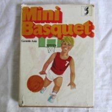 Coleccionismo deportivo: MINI BASQUET, GERARDO ASIN 1969. Lote 177037655