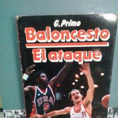 Coleccionismo deportivo: LMV - BALONCESTO, EL ATAQUE. G. PRIMO. Lote 177593062
