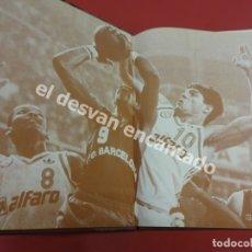 Coleccionismo deportivo: 70 AÑOS DE BASKET EN ESPAÑA. JUSTO CONDE. TOMO UNIVERSO EDITORIAL. Lote 178946188