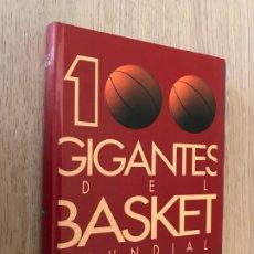 Coleccionismo deportivo: 100 GIGANTES DEL BASKET MUNDIAL. VOLUMEN II + 2 FASCICULOS. Lote 180329691