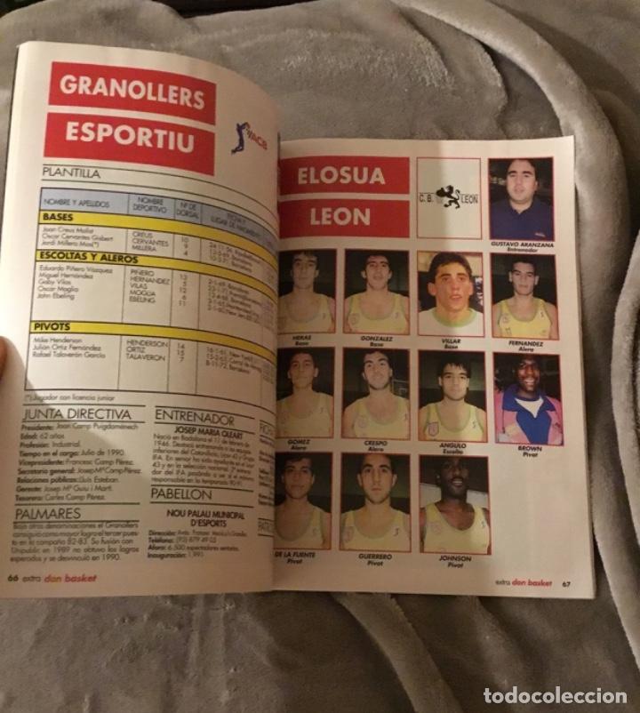 EXTRAORDINARIO EXTRA LIGA 91 92 DON BASKET IMPECABLE ESTADO (Coleccionismo Deportivo - Libros de Baloncesto)