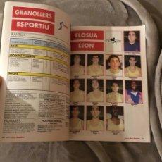 Coleccionismo deportivo: EXTRAORDINARIO EXTRA LIGA 91 92 DON BASKET IMPECABLE ESTADO. Lote 181941826