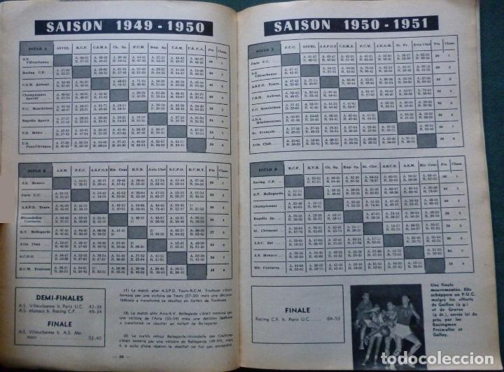 Coleccionismo deportivo: LES CAHIERS DE LÉQUIPE BASKET 62 - Foto 2 - 182179480