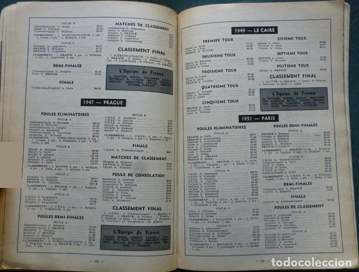 Coleccionismo deportivo: LES CAHIERS DE LÉQUIPE BASKET 62 - Foto 4 - 182179480