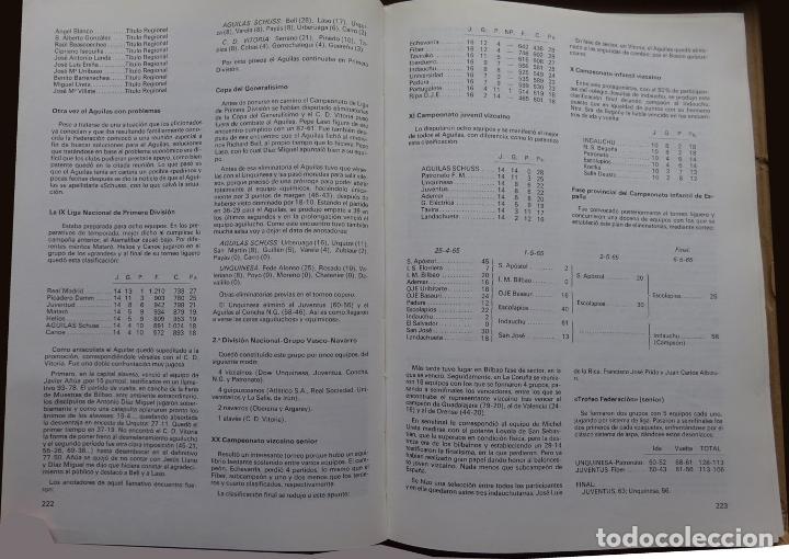 Coleccionismo deportivo: HISTORIA DEL BALONCESTO VIZCAINO 1934/35 - 1984/85 - Foto 3 - 182179561