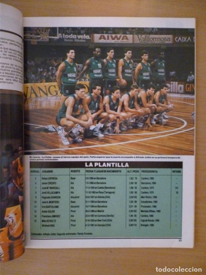 Coleccionismo deportivo: DON BASKET EXTRA LIGA 86-87 - Foto 2 - 182179671