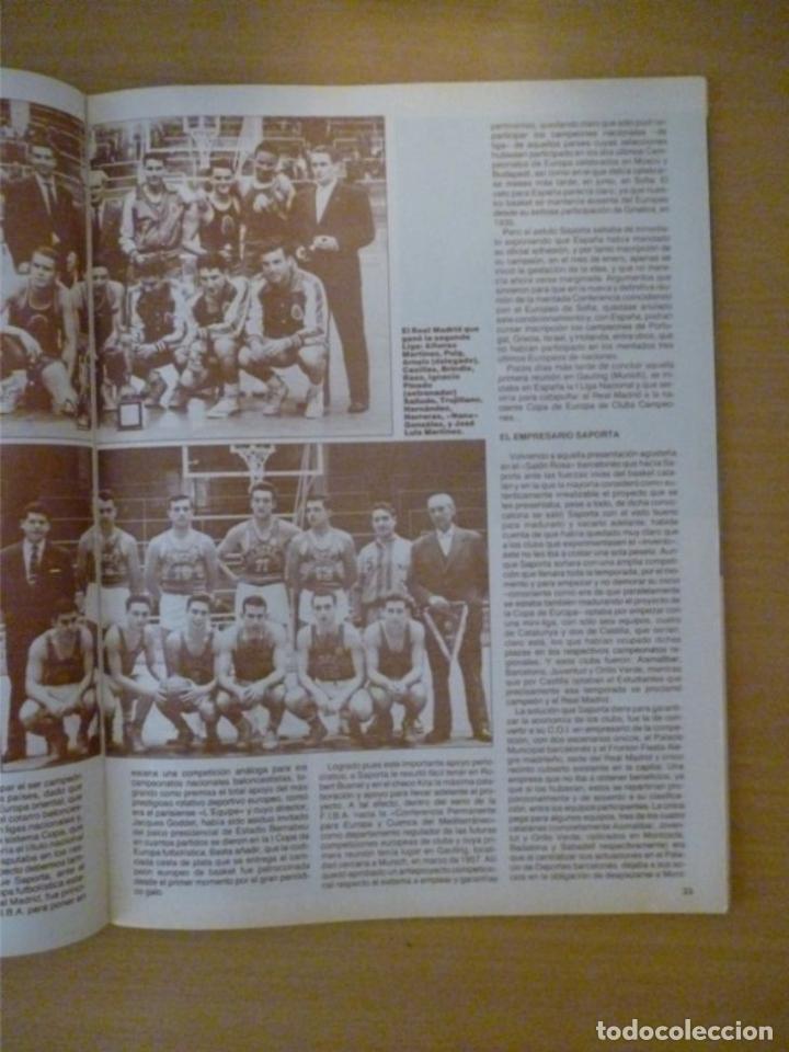 Coleccionismo deportivo: DON BASKET EXTRA LIGA 86-87 - Foto 3 - 182179671