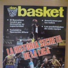 Coleccionismo deportivo: DON BASKET EXTRA LIGA 86-87. Lote 182179671